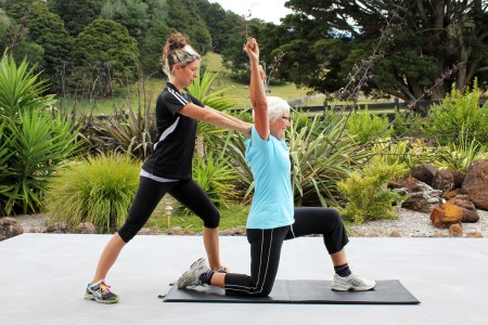 personal training for older people